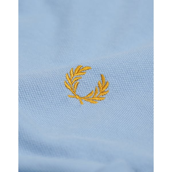 Fred Perry Re Issues Crew Neck Pique Short Sleeve T-Shirt