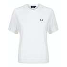 Fred Perry Re Issues Crew Neck Towelling Short Sleeve T-Shirt