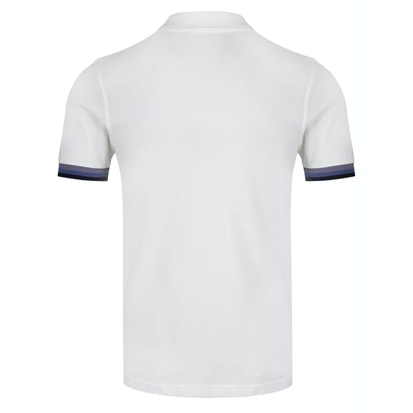 Fred Perry Re Issues Towelling Panel Pique Polo Shirt