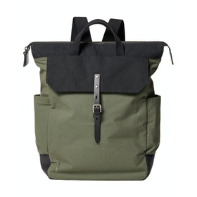 Ally Capellino Fin Backpack - Black Olive