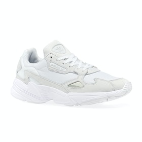 Chaussures Femme Adidas Originals Falcon - Crystal White
