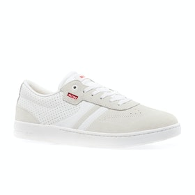 Globe Empire Shoes - White Hart