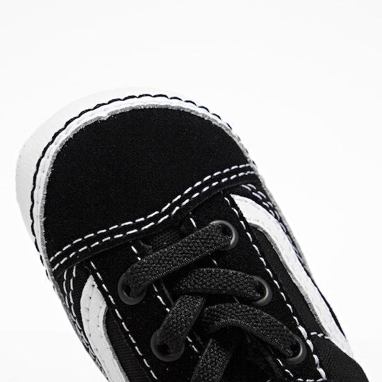 Vans In Old Skool Crib Baby Shoes