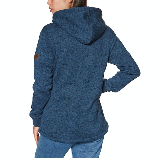 Rip Curl Lines Zip Thru Polar Fleece