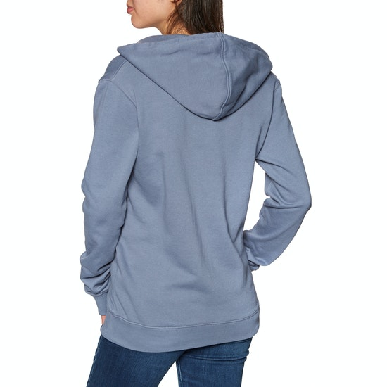 Rip Curl Minimalist Wave Hooded Fleece Ladies Pullover Hoody