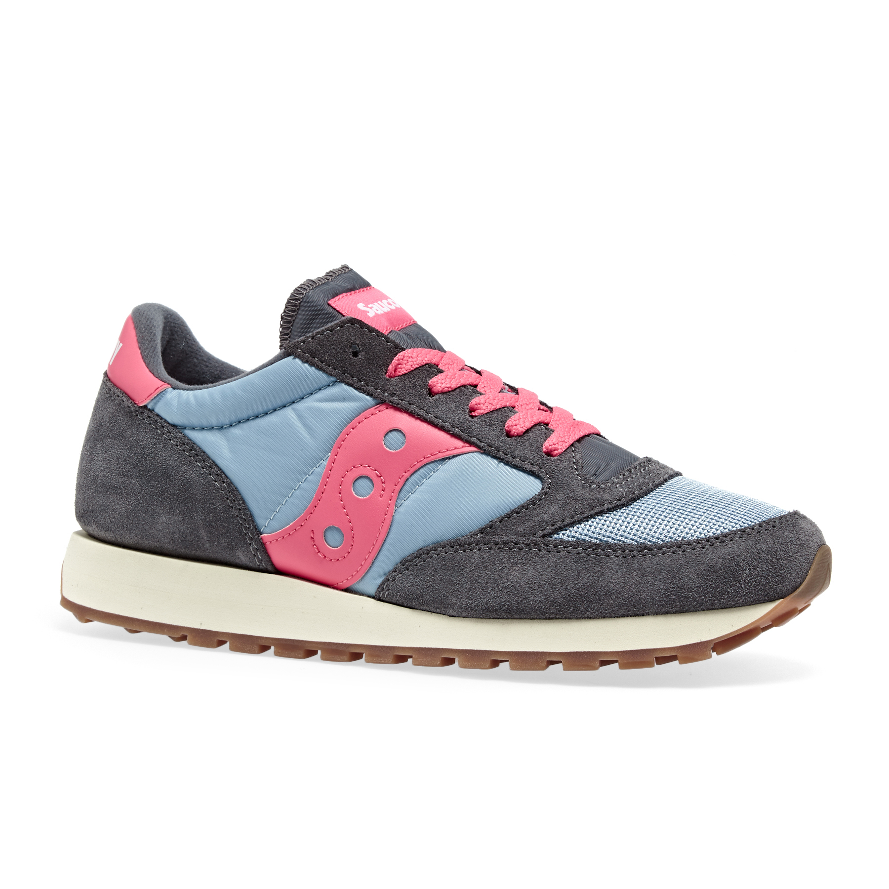 Saucony Shadow 5000 Vintage W shoes pink grey red