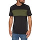Hurley Dri fit Blocked Short Sleeve T-Shirt