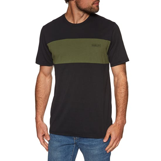 Hurley Dri fit Blocked Mens Short Sleeve T-Shirt