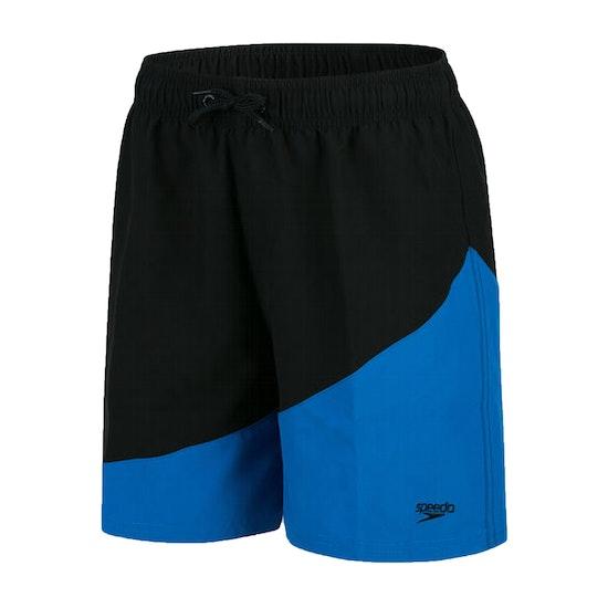 Speedo Colour Block 15 inch Water Boys Boardshorts