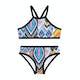 Seafolly Desert Rose Apron Tankini Girls Bikini