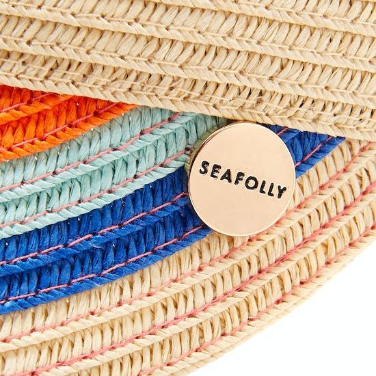 Seafolly Kd Shady Lady Rainbow Roll Up Mädchen Visor