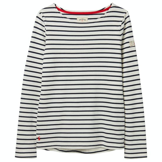 Joules Harbour Jersey Ladies Top