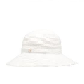 Chapeau Femme Seafolly Newport Fedora - White