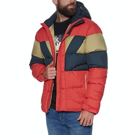 Veste Jack Wolfskin 365 Getaway M - Night Blue Peak Red