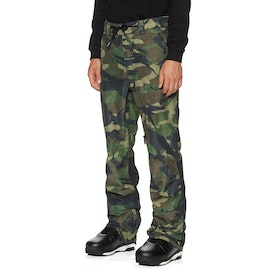 Thirty Two Wooderson Snow Pant - Camo