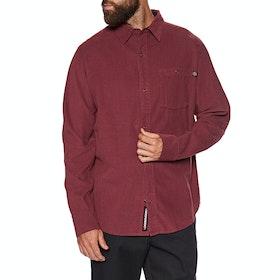 Independent Roy Shirt - Burgundy