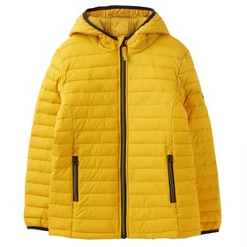 Joules Cairn Boys Jacket - Antique Gold