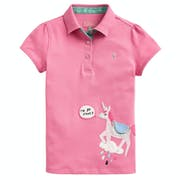Joules Moxie Applique Polo Shirt