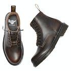 Dr Martens MIE Rixon Brown Campus Lux Boots