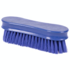 QHP Print Collection Face Brush - Light Denim