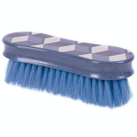QHP Print Collection Face Brush - Hexagon