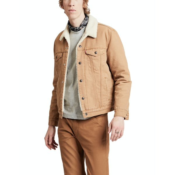 100% genuine to buy the cheapest Levi's Type 3 Sherpa Trucker Jacket