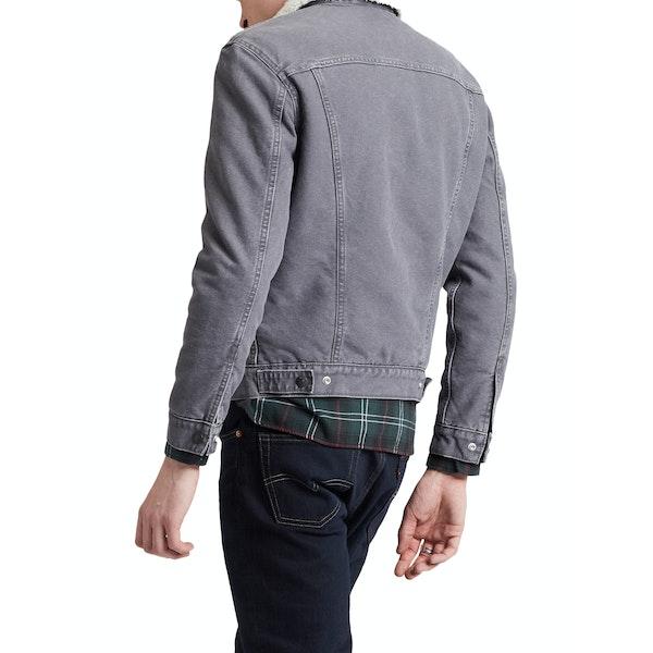 Levi's Type 3 Sherpa Trucker Men's Jacket