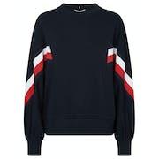 Tommy Hilfiger Kitty Open-nk Sweatshirt Women's Sweater