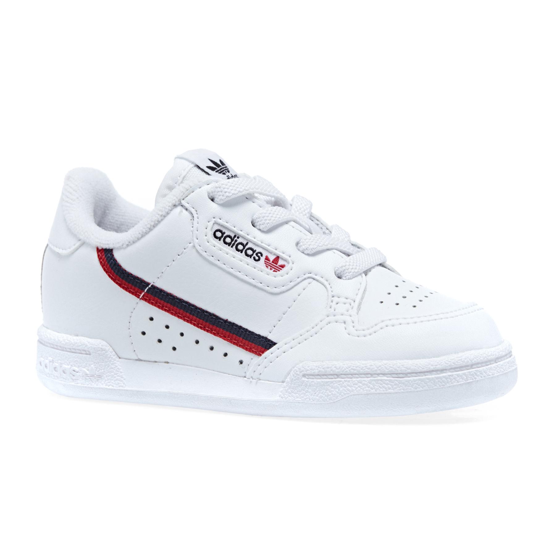 Adidas Originals Continental 80 Infant Schuhe   Kostenlose