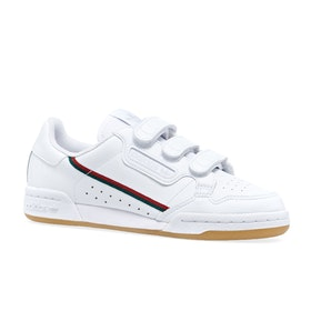 Adidas Originals Continental 80s CF Kids Shoes - White Crystal White