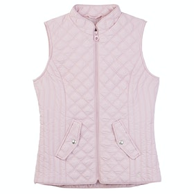 Joules Minx Ladies Gilet - Soft Lilac