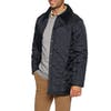 Barbour Liddesdale Quilted Jacket - Navy Blue