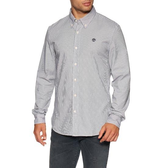 Timberland Milford Stripe Oxford Slm Shirt