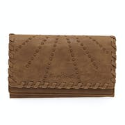 Rip Curl Lotus Cheque Book Wallet Womens Purse