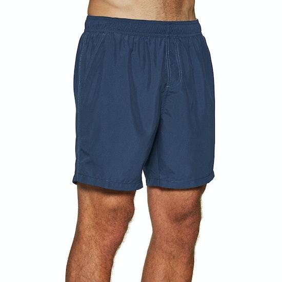 "Speedo Prt Trim Leis 16"" Wsht Am Swim Shorts"