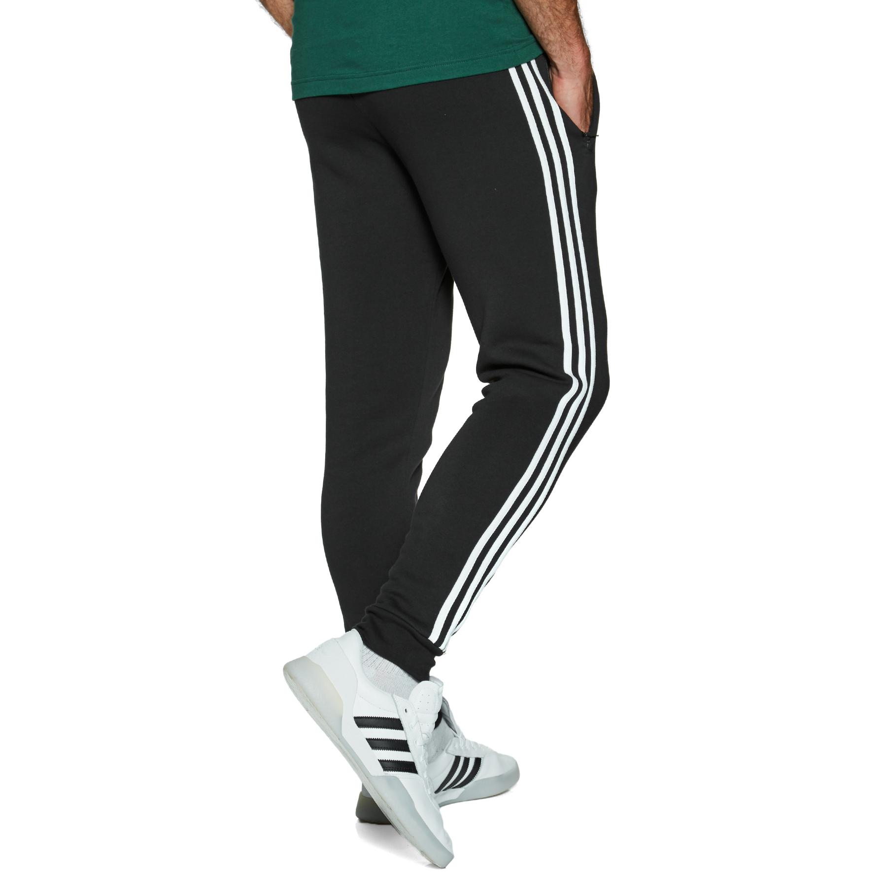 pantalon adidas 3 stripes crew neck homme