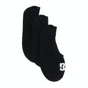 DC 3 Pack Liner Sports Socks