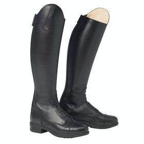 Mountain Horse Richmond Junior High Rider Kids Long Riding Boots - Black