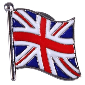 QHP Flags Lapel Pin - United Kingdom