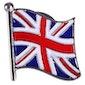 QHP Flags Lapel Pin