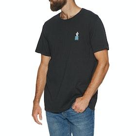 Katin Pina Leroy Short Sleeve T-Shirt - Black Wash