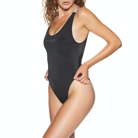 Calvin Klein Intense Power Scoop One Piece Womens Swimsuit
