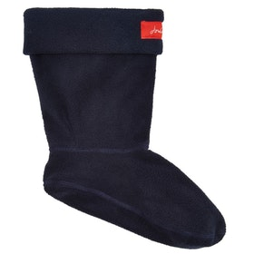 Joules Molly Ladies Welly Socks - Marine Navy