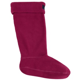 Joules Welton Ladies Wellington Socks - Berry