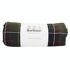 Barbour Medium Tartan Blanket Dog Bed