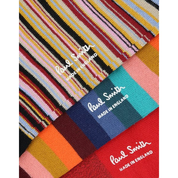Paul Smith 3 Pack Cotton Socks
