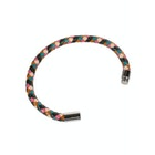 Paul Smith Leather Plait Bracelet