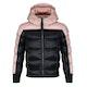 Black - Powder Pink
