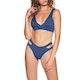 Seafolly Active Banded Tri Bra Bikini Top