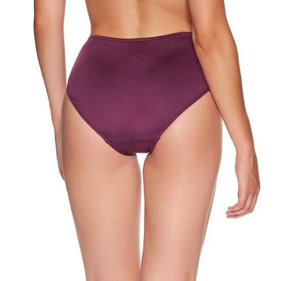 Seafolly Gathered Front Retro Bikini Bottoms